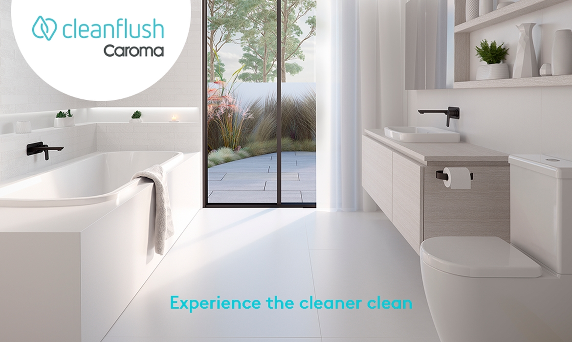 Caroma Cleanflush Range